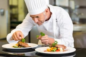 chef website design in los angeles